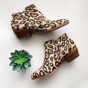 Sam Edelman Petty Leopard Boots🍂🐯